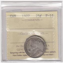 Canada 1927 Twenty-Five Cents