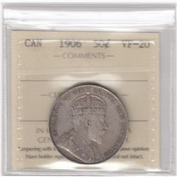 Canada 1906 Fifty Cents