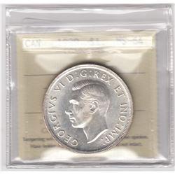 Canada 1939 Silver Dollar