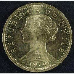 Chile 20 Pesos, 1976