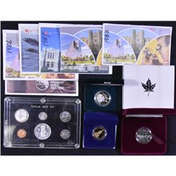 Royal Canadian Mint Lot