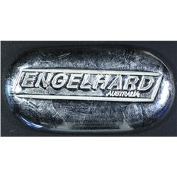 999+ Englehart Fine Silver Loaf Style Poured Bar, 2oz ASW