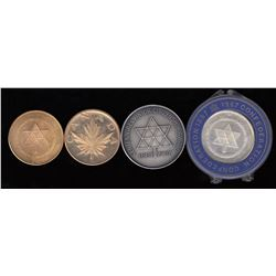Canadian Centennial Medals