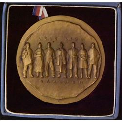 Czechoslovak Medal 1962