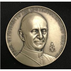 World Medal - Papal