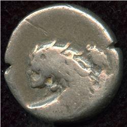GreeceThrace, Cherronesos, Hemidrachm, c.400-350 BC