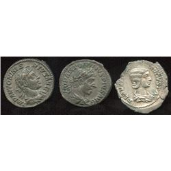 Elagabalus, Denarii (3)