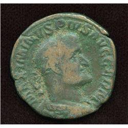 Maximinus. 235-238 AD. AE Sestertius