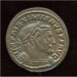 Maximian. 285-305 AD, First Reign. Billon Follis