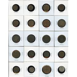 Austria - Lot of 40 Coins