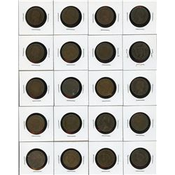 France - Lot of 40 Coins