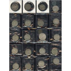 Germany - Lot of 22 Coins