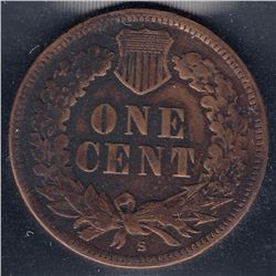 1908S One Cent