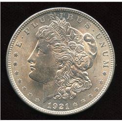 1921 USA Silver Dollar