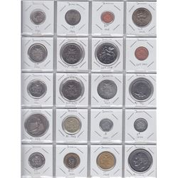 Large Binder Full of Coins