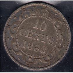 Newfoundland 1888 10 Cent