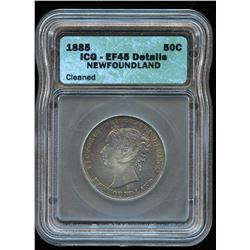 Newfoundland 1885 50 Cents