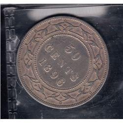 Newfoundland 1896 50 Cents