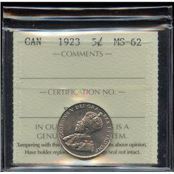 1923 Five Cents