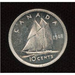 1948 Ten Cents