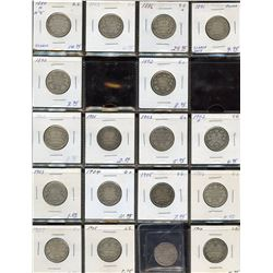Large Selection of Twenty-Five Cents