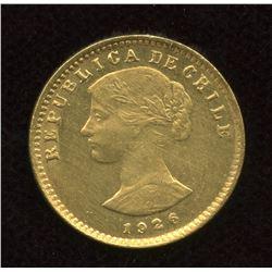 Chile 1926 20 Pesos