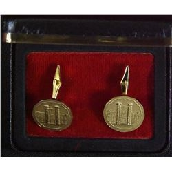 Vintage RCM Jewellery Cufflinks