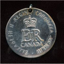 Coronation Medal - Canadian