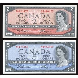 1954 Bank of Canada Lot