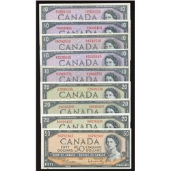 1954 Bank of Canada Large Lot