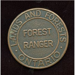 Forest Ranger Badge