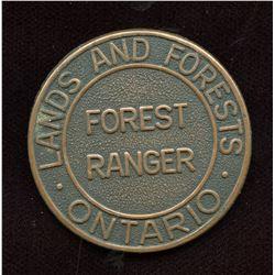 Forest Ranger Badge