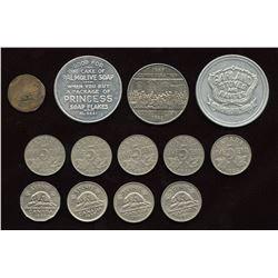 Canadian Coin & Token Potpourri