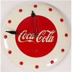 1940's Coca Cola Clock