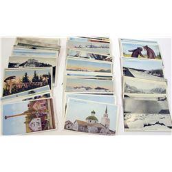 Alaska Postcards (Approx. 75)