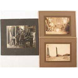 Early California Oil Photographs