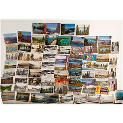Lake Tahoe & Donner Lake Postcard Collection