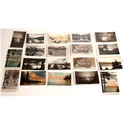 Lake Tahoe & June Lake Postcards