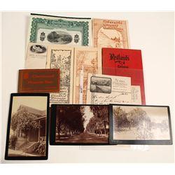 Riverside-Redlands Ephemera Collection