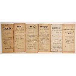 Sacramento Deeds for Land