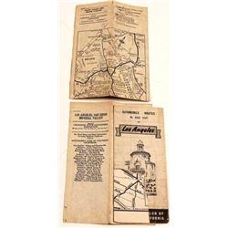 Southern California Folding Maps (3)