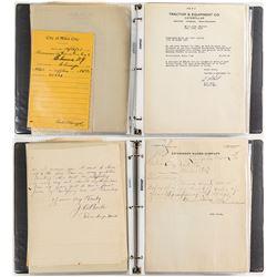 Miles City, Montana Municipal Paper Archive