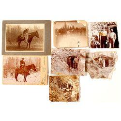 Snow Shoe Tom (7) Photos, Montana Historical Figure