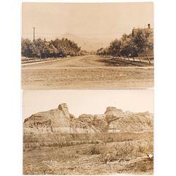 Two Nice Montana RPC's: Glendive & Livingston