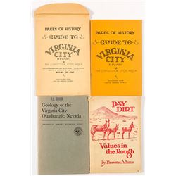 Three Rare Virginia City Publications