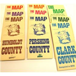 Folding Nevada County Maps (9)