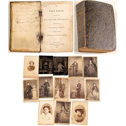 Grandfeldt Family Collection, Virginia City & Reno, Nevada