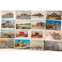 Saltair Resort Postcard Collection (Great Salt Lake, Utah)