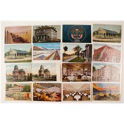 Salt Lake City Postcard Collection