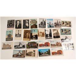 Utah Mormon Postcard Collection